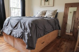 Apartment Bed Frame