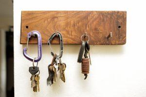 key chain rack