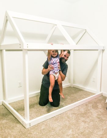 Kid's House Bed