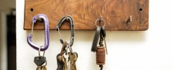 key chain rack